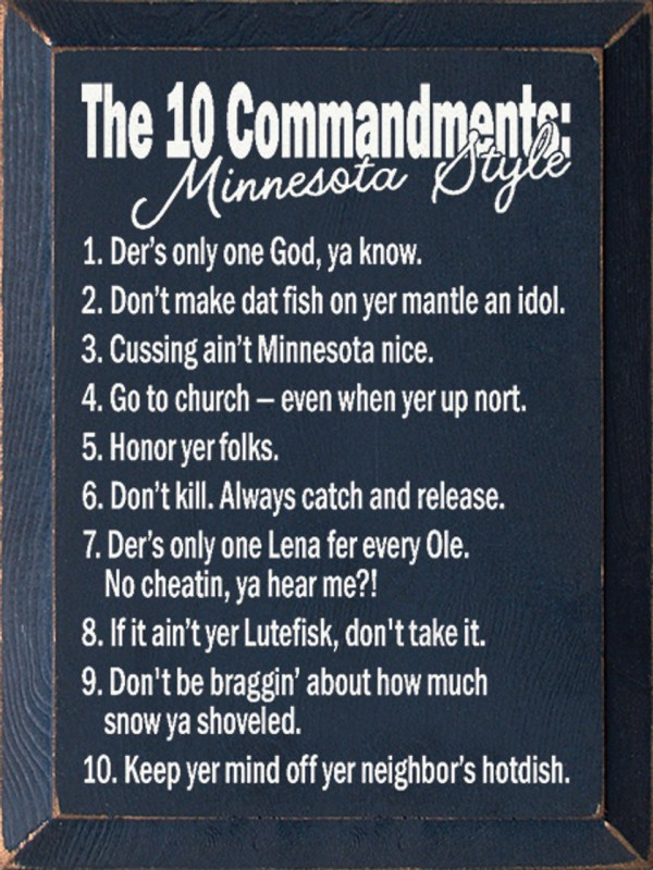 10 commandments # 2