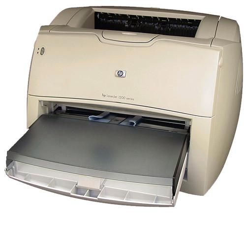 Hp Laserjet 1200 C7044a Hp Laser Printer For Sale