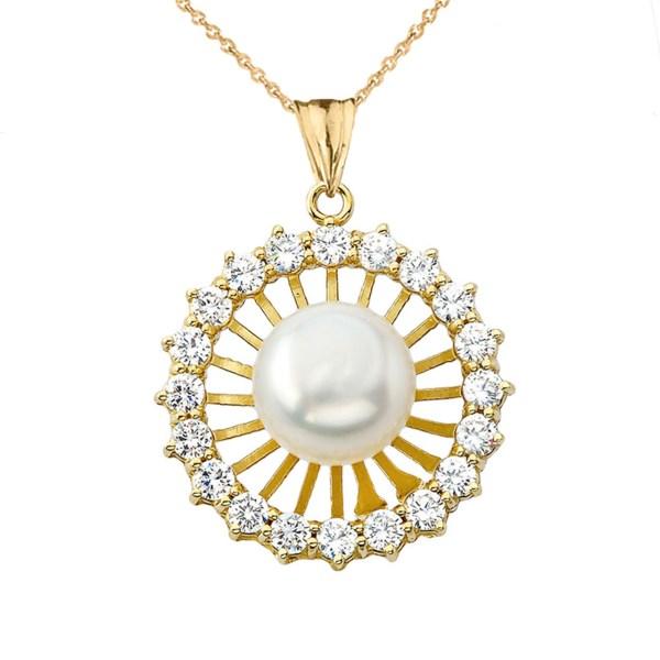 designer pendant necklace # 4