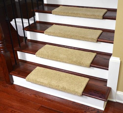 Dean Premium Pet Friendly Tape And Adhesive Free Non Slip | Dean Bullnose Stair Treads