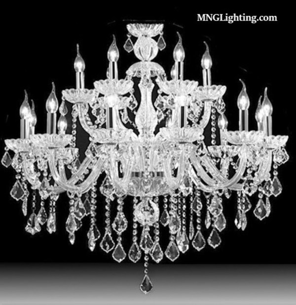 crystal chandelier traditional # 71