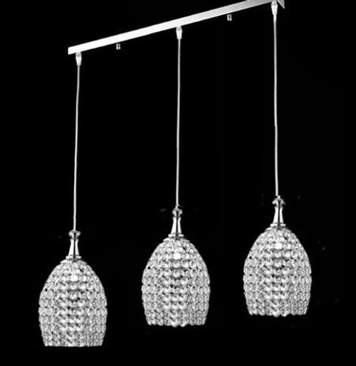 crystal pendant lighting for kitchen # 69