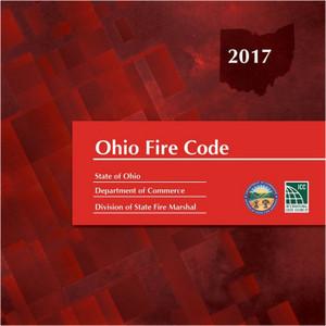 2017 Ohio Fire Code 9781609838188 Contractor Resource