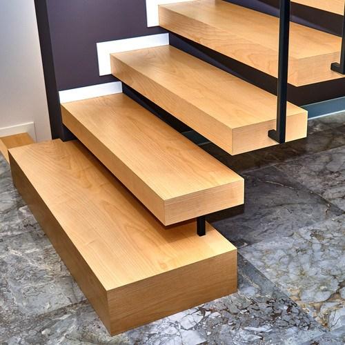 Custom Wood Stair Parts Hardwood Lumber Company | Hardwood Floor Stair Treads | Wooden | Hand Scraped | Redwood | Pergo Floor | Laminate Flooring