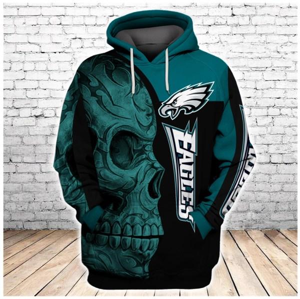 philadelphia eagles hoodie # 7