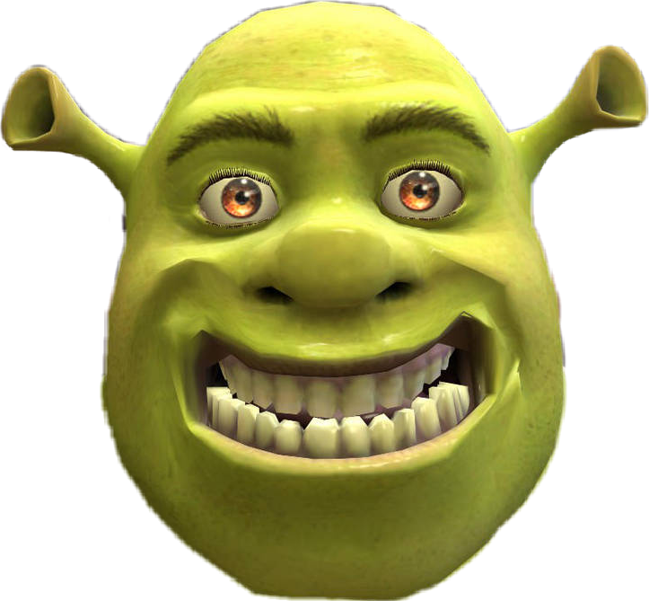 Popular And Trending Shrek Stickers On Picsart