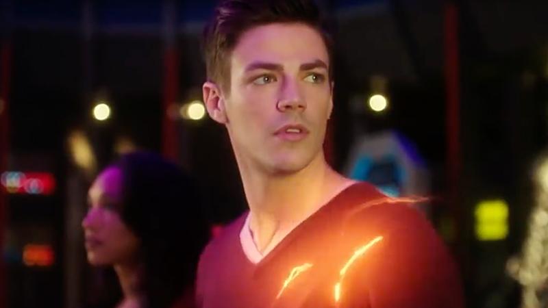 Flash Season 2 Air Time