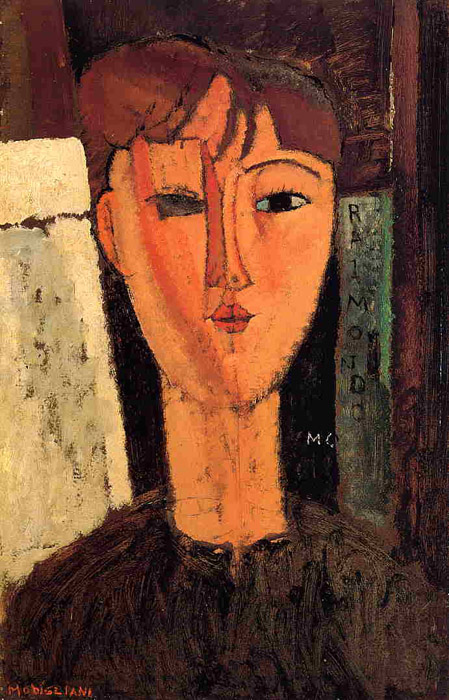 History Of Art Amedeo Modigliani