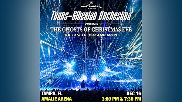 Trans Siberian Orchestra Graphics
