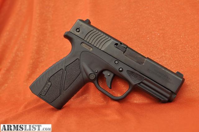 ARMSLIST - For Sale: Bersa BP9CC (Glock-like single stack 9mm)