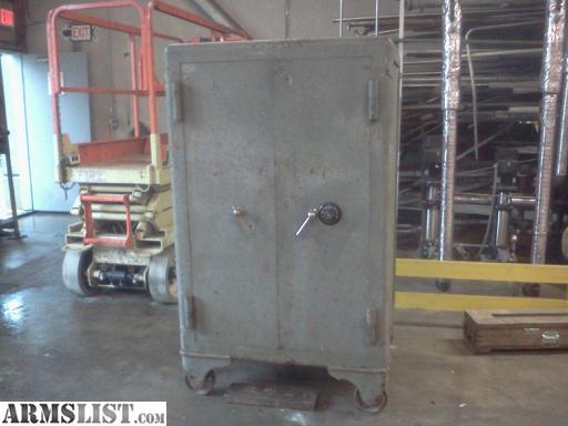 Old Mosler Safe Company Safe