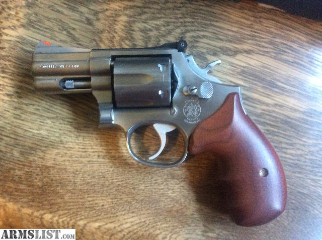Smith And Wesson 686 Snub Nose