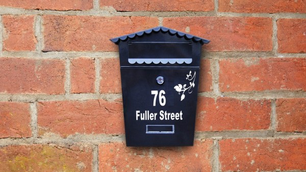 letter box # 24