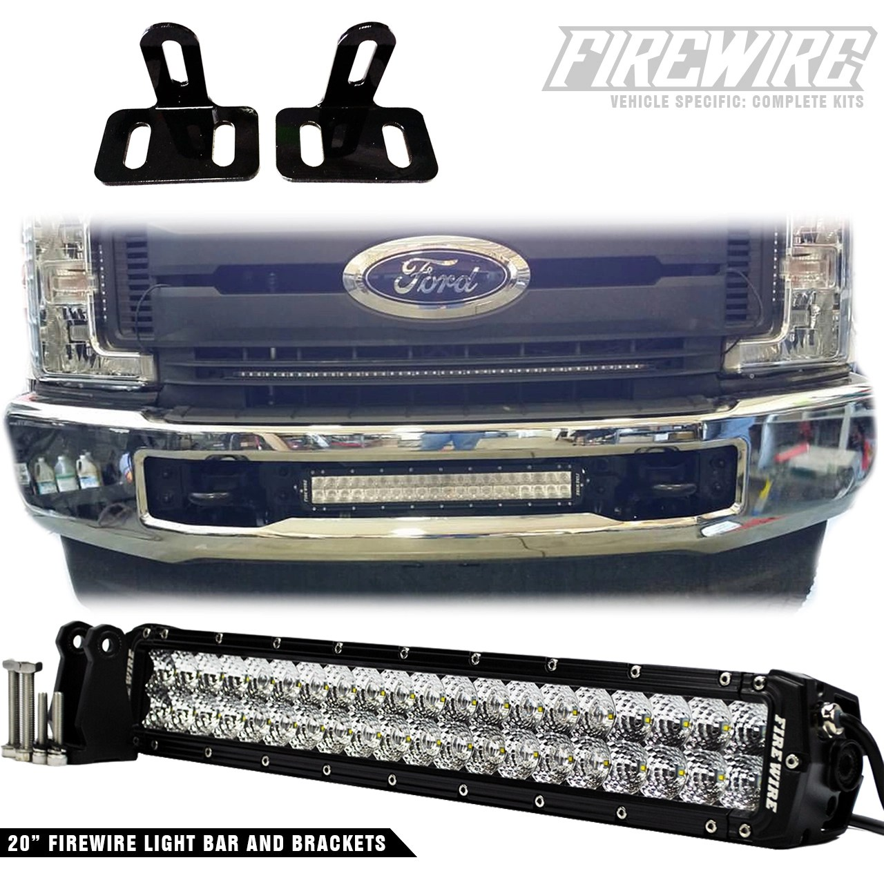 Rock Lights Trucks