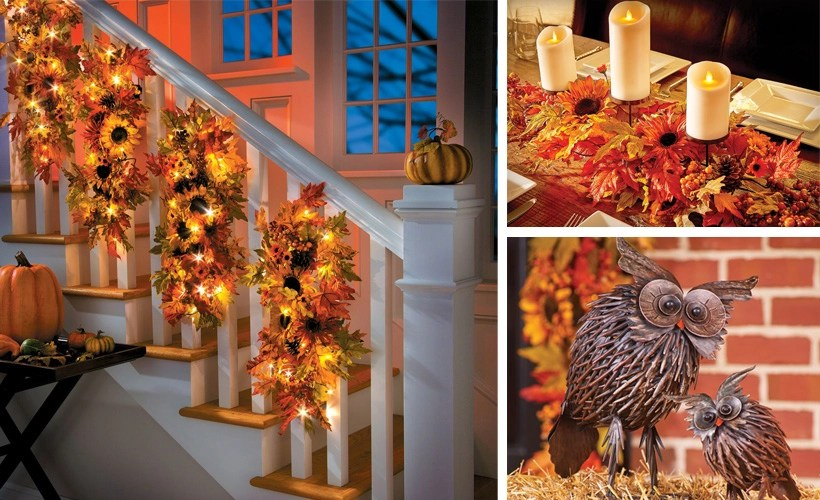 Blog 7 Ways to Introduce The Fall Season into your Interior
