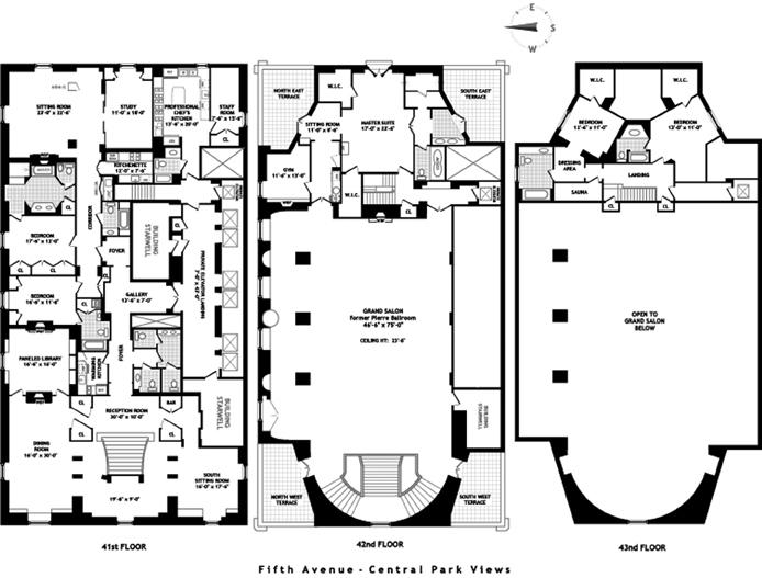 Plans Apartment Brooklyn Floor