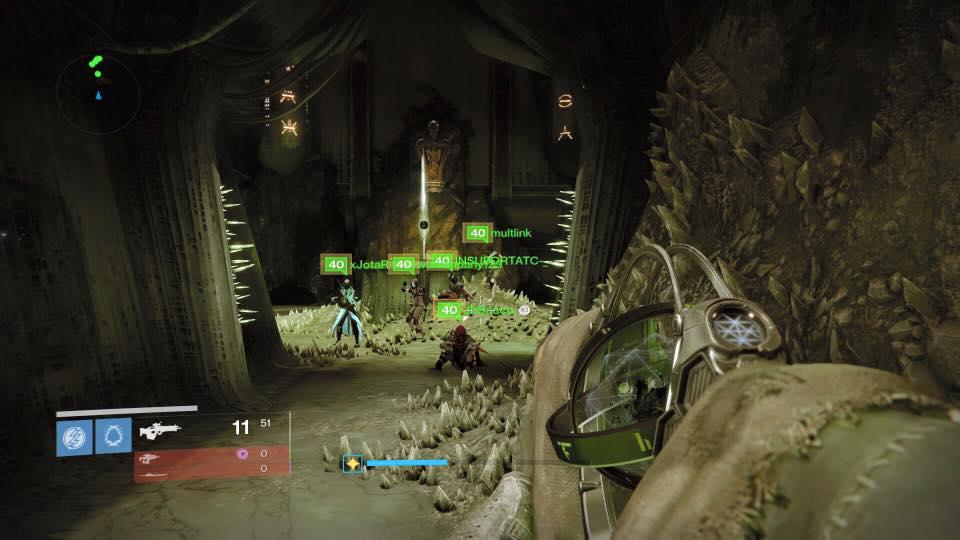 New Secret Room In Destiny The Taken King Raid King S