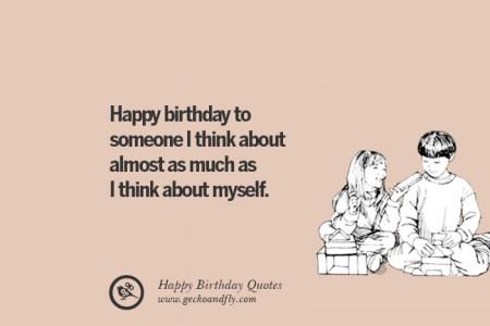 Birthday Quotes For Myself Custom Imágenes De Funny Happy Birthday Quotes To Myself