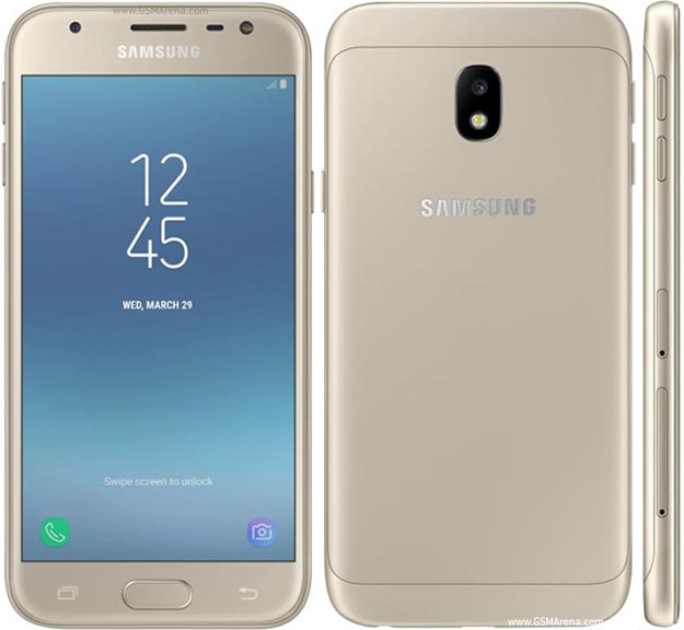 Samsung Galaxy J3 (2017) pictures, official photos