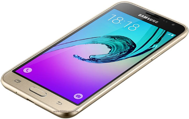 Samsung Galaxy J3 (2016) pictures, official photos