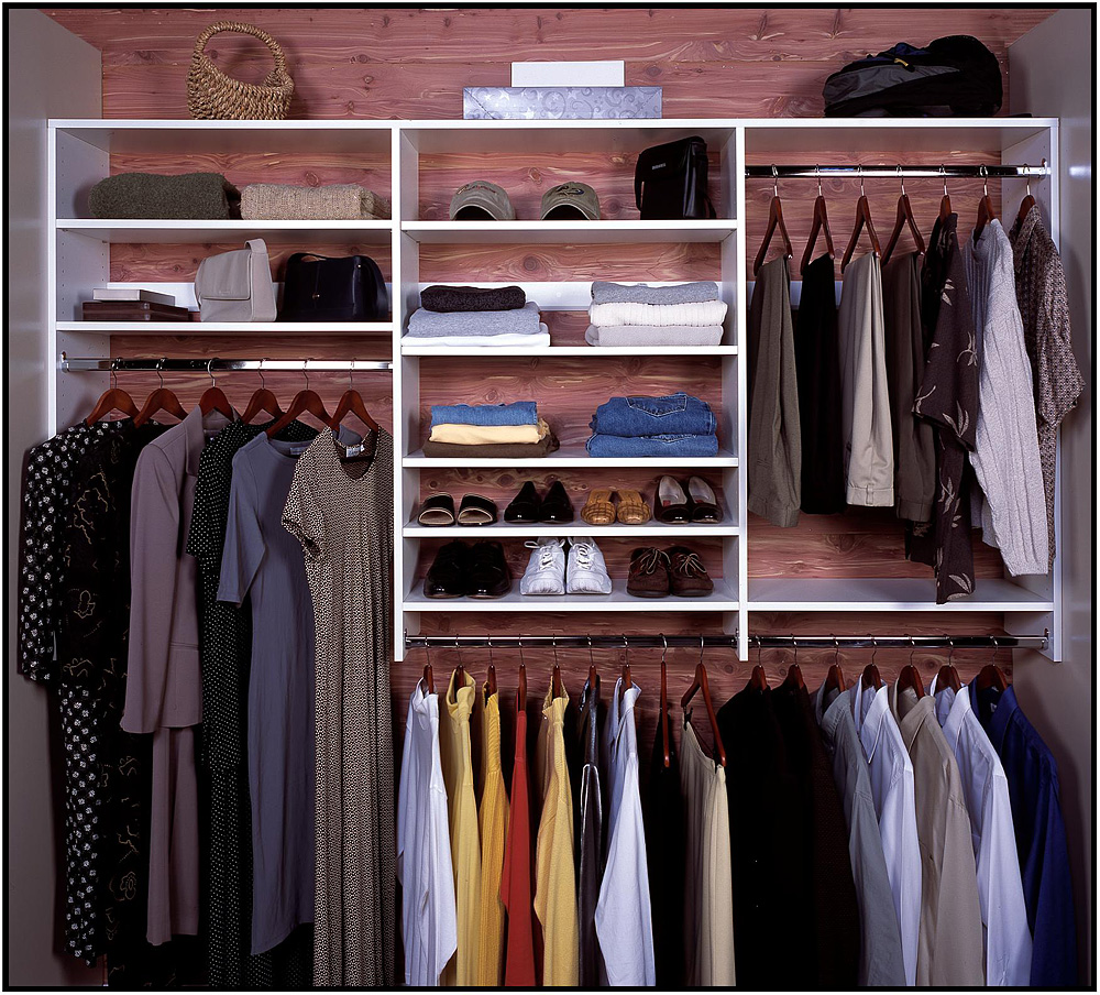 Much Closets How Custom Cost Do