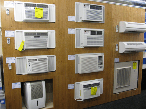 Home Air Conditioning Manufacturers