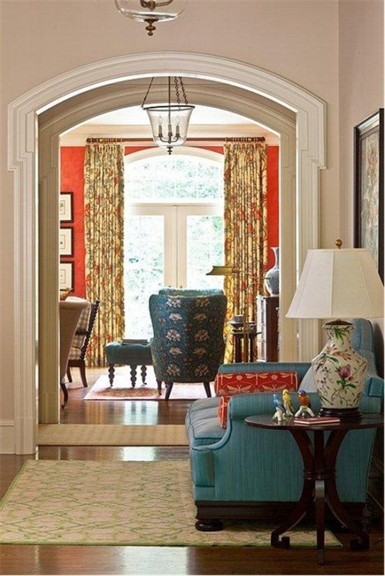 How to Pick the Best Rugs for Adjacent and Adjoining Rooms