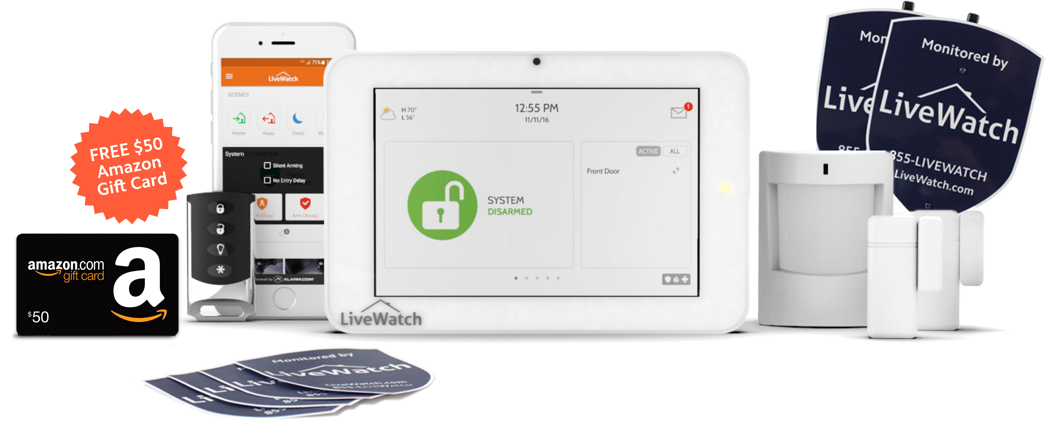Diy Home Security Systems Wireless Reviews