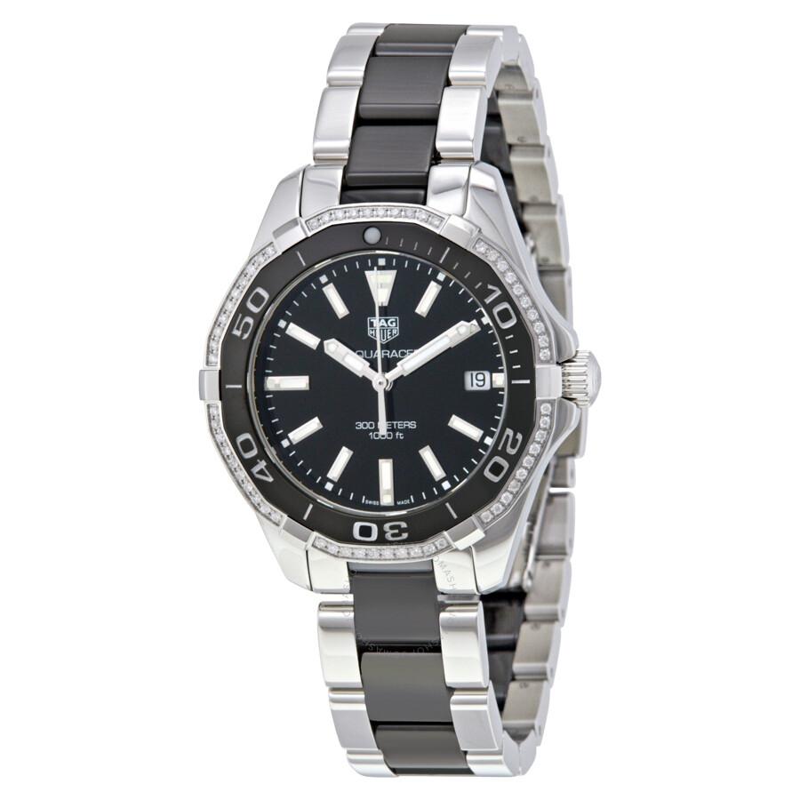 Tag Heuer Aquaracer Ladies Watch WAY131G.BA0913 ...