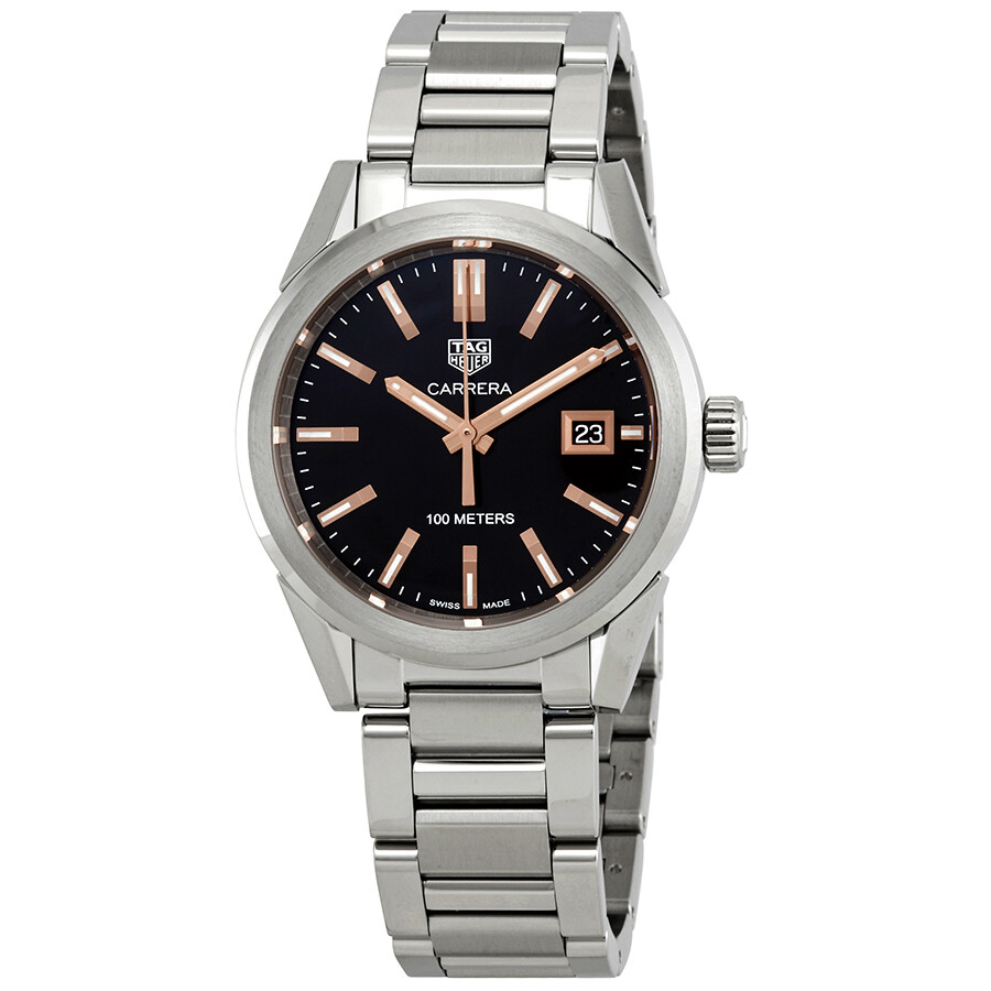 Tag Heuer Carrera Ladies Watch WBG1311.BA0758 - Carrera ...