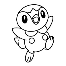 pokeman coloring pages # 6