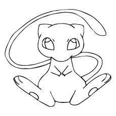 pokemon coloring pages # 11