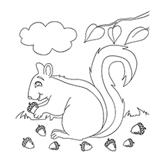 fall coloring pages # 20