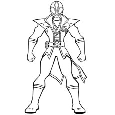 power rangers megaforce coloring pages # 10