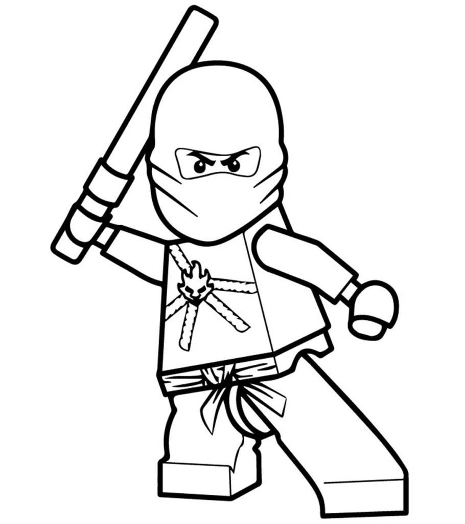 Top 40 free printable ninjago coloring pages online, ninjago coloring pages
