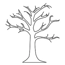 trees coloring pages # 15