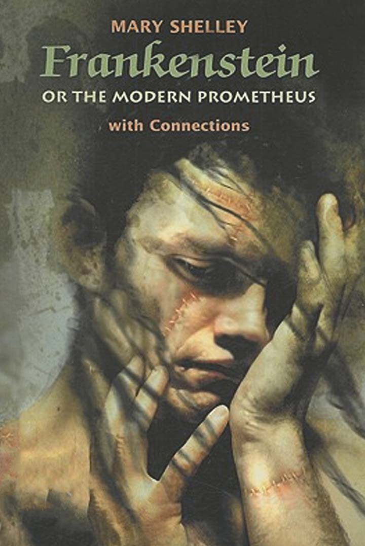 frankenstein or the modern prometheus - 650×967