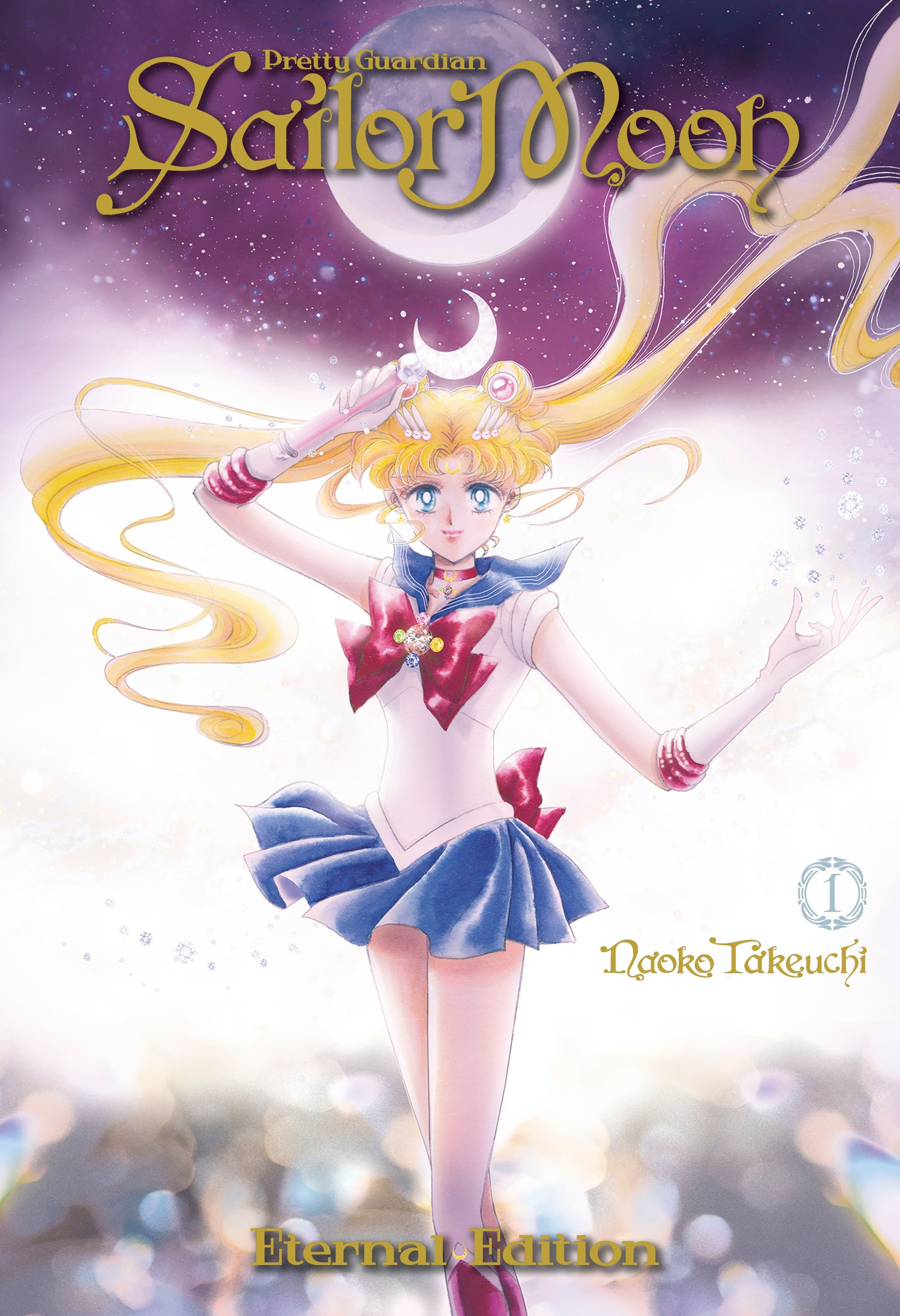 Sailor Moon Eternal Edition 1 By Naoko Takeuchi Penguin