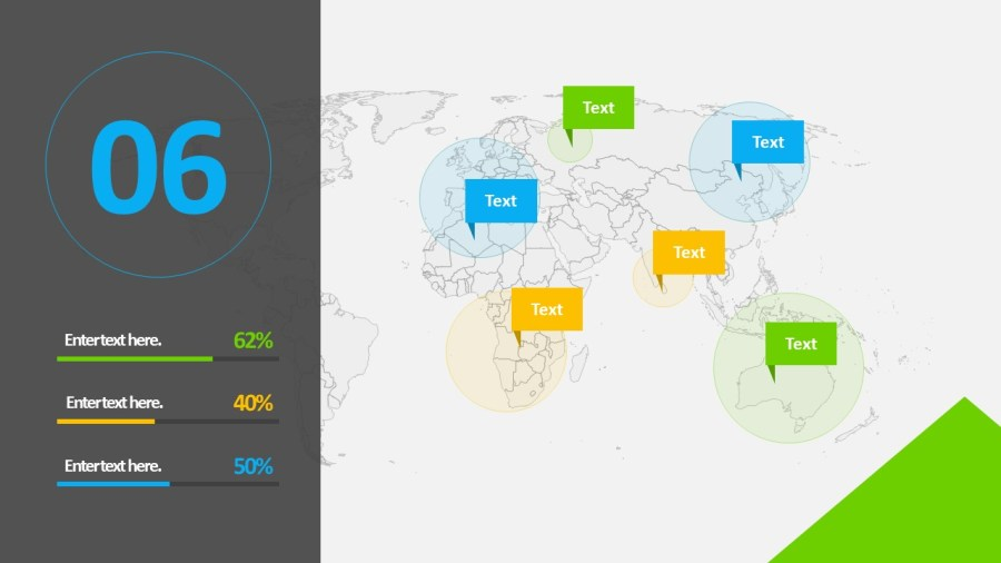 World map infographic powerpoint full hd maps locations another map powerpoint advertisement gumiabroncs Choice Image