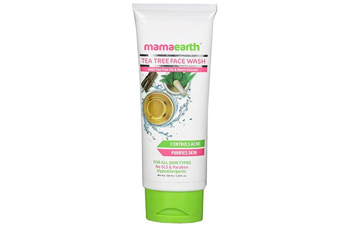 Fresh Soy Face Cleanser Acne