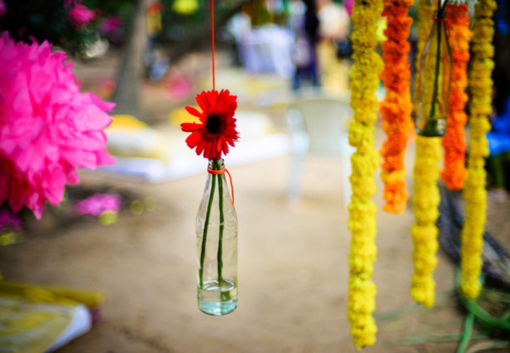 Wedding Bells Decorations