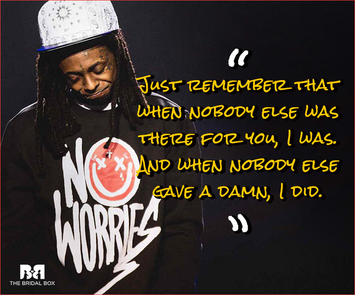 Lil Wayne Love Quotes 2017