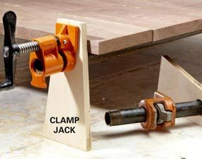 How To Clamp The Family Handyman