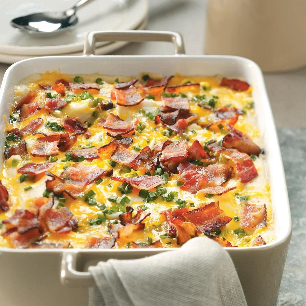 Creamy Make Ahead Mashed Potatoes Recipe Taste Of Home