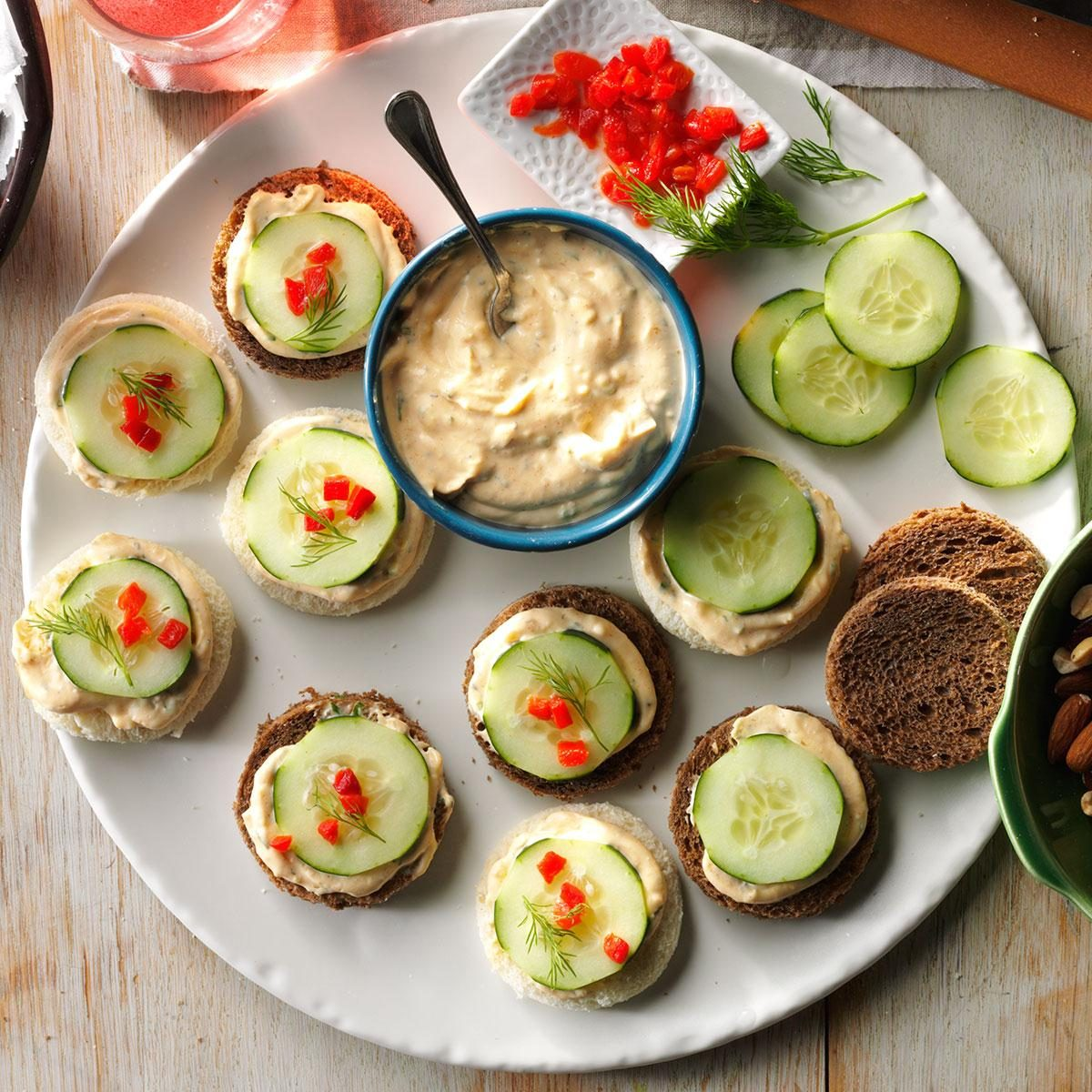 Quick Easy Starters Dinner Party