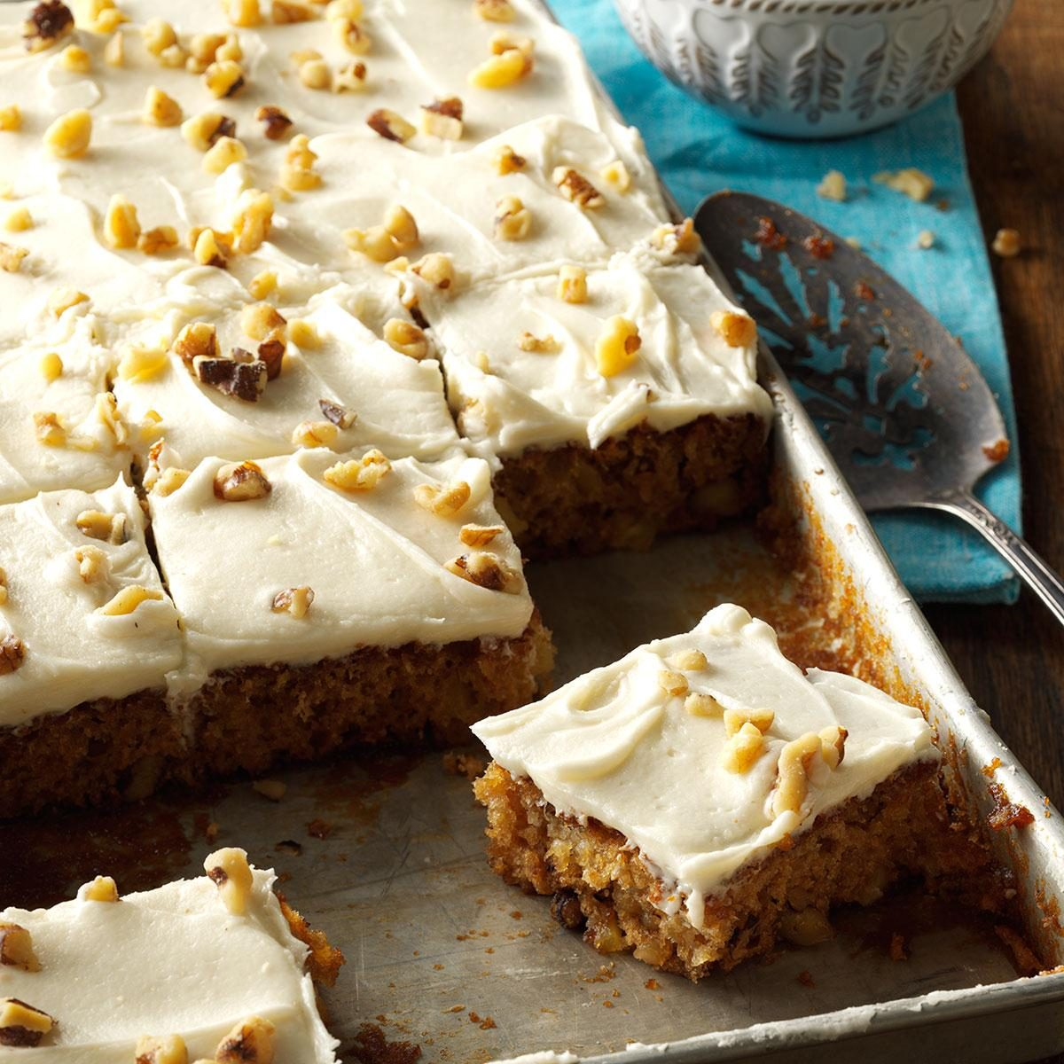 Quick Pineapple Cake Recipe