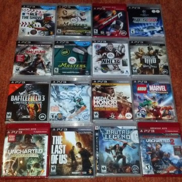 Better than Bill Gates  EA staffer sends 29 PS3 games for Reddit     ps3 games Better than Bill Gates  EA staffer sends 29 PS3 games for Reddit  Secret