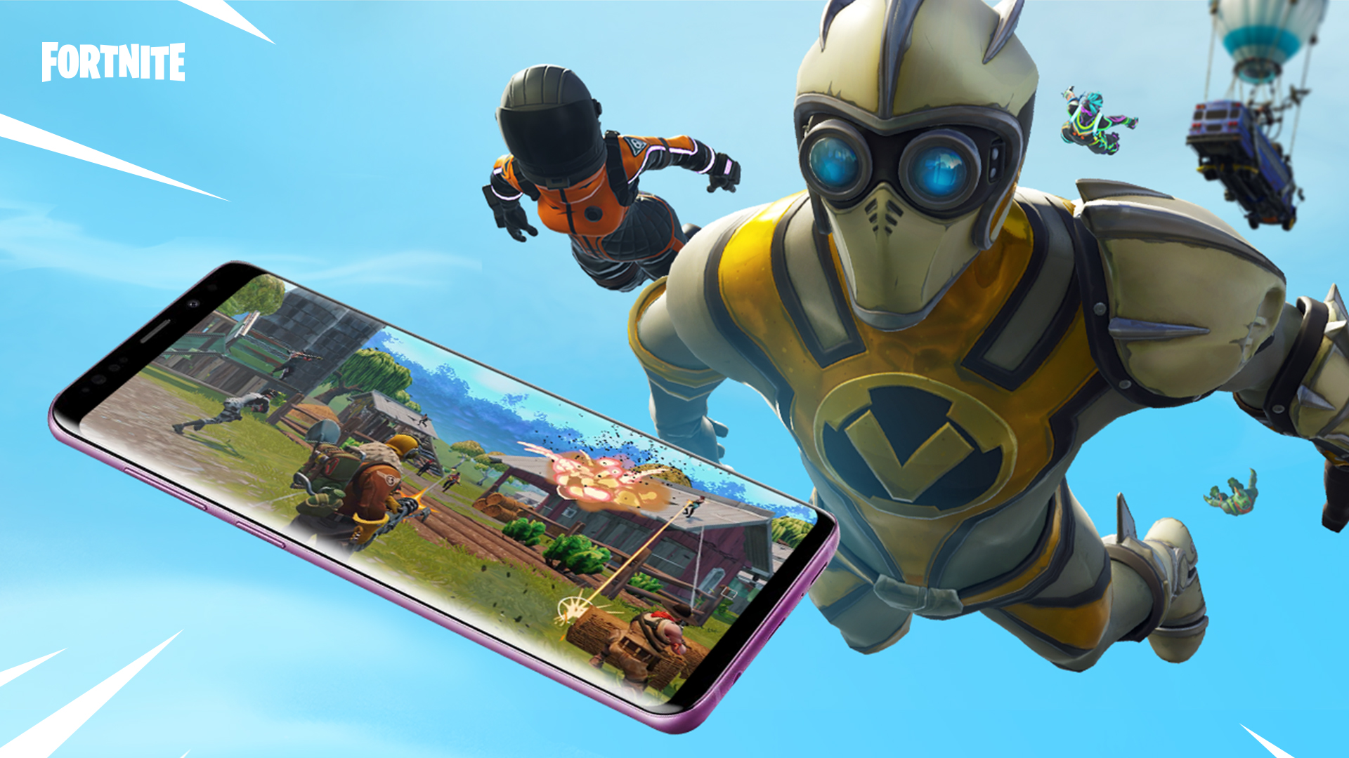 Epic Games  Fortnite BR05 Social AndroidLaunch jpg