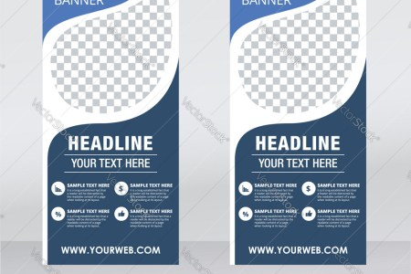 free templates 2018 retractable banner design templates free