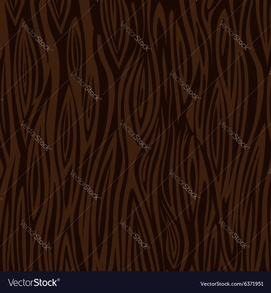 Wood texture background   dark brown Royalty Free Vector Wood texture background   dark brown vector image